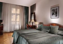 Hotel Ariston & Ariston Patio - Praga - Stanza da letto