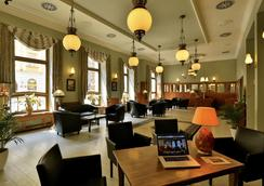 Hotel Ariston & Ariston Patio - Praga - Area lounge