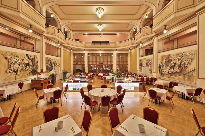 Ariston & Ariston Patio Hotel - Prague - Banquet hall