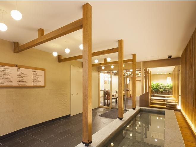 Tokyo Ginza Bay Hotel - Tokio - Aula