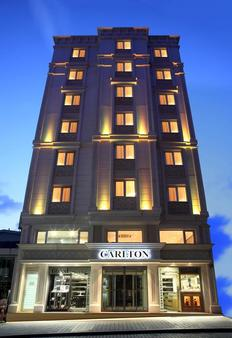 Carlton Hotel - Istanbul - Toà nhà