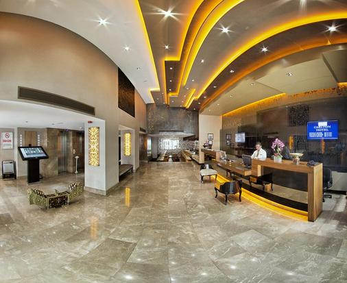 Carlton Hotel - Istanbul - Lễ tân