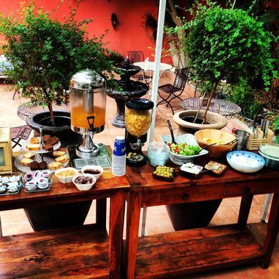 Central Hotel - Tel Aviv - Food