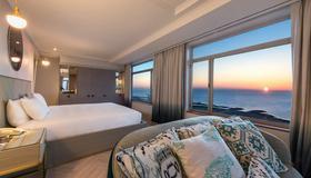 Hilton Diagonal Mar Barcelona - Barcelona - Bedroom