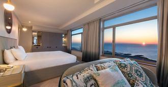 Hilton Diagonal Mar Barcelona - Βαρκελώνη - Κρεβατοκάμαρα