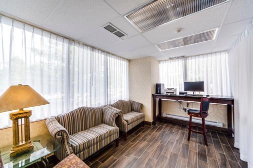 Monte Carlo Inn Toronto - Markham - Markham - Business centre