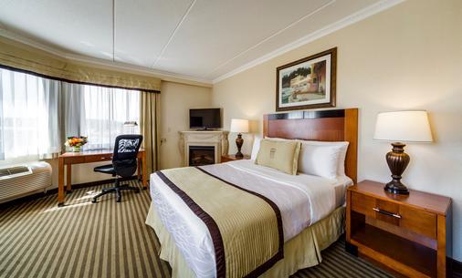 Monte Carlo Inn Barrie Suites - Barrie - Κρεβατοκάμαρα