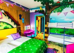 Hotel Legoland, Denmark - Billund - Habitación