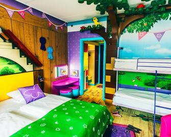 Hotel Legoland, Denmark - Billund - Ložnice