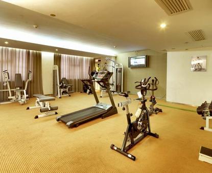 Shenzhen Longgang Rivan Hotel - Shenzhen - Kuntosali