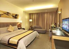 Shenzhen Longgang Rivan Hotel - Shenzhen - Makuuhuone