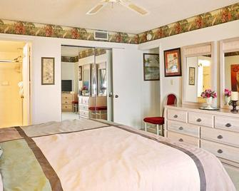 The Cape Winds Resort - Cape Canaveral - Slaapkamer