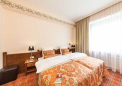 Novum Hotel Excelsior Düsseldorf - Düsseldorf - Bedroom