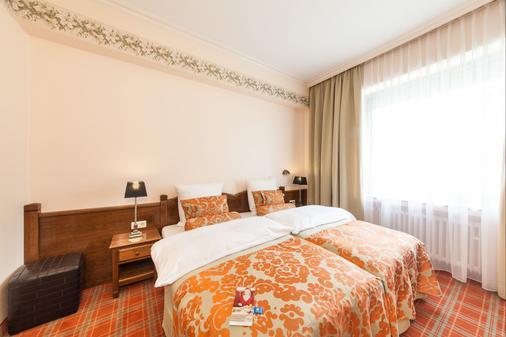 杜塞爾多夫諾瓦姆優質酒店 - 杜塞爾多夫 - 杜塞道夫 - 臥室