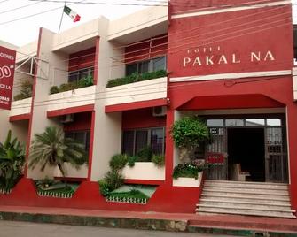 Hotel Pakal Na Tapachula - Tapachula - Building