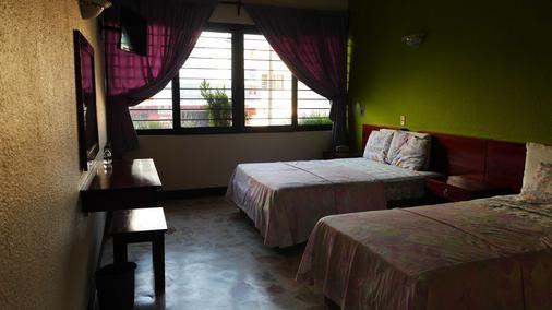 Hotel Pakal Na Tapachula - Tapachula - Bedroom