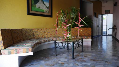 Hotel Pakal Na Tapachula - Tapachula - Front desk