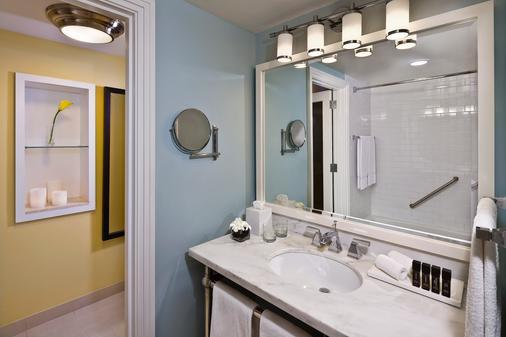 Meliá Nassau Beach - Nassau - Bathroom