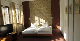 Hotel Liszt - Weimar - Bedroom