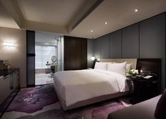 โรงแรมไทเป ฟูลเลอร์ตัน - เมซอง นอร์ท - ไทเป - ห้องนอน