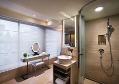 Taipei Fullerton Hotel-Maison North - Taipei - Bathroom