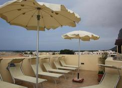 Room And Breakfast Aloe - San Vito Lo Capo - Balcony