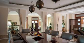 Jumeirah Dar Al Masyaf - Dubai - Dining room