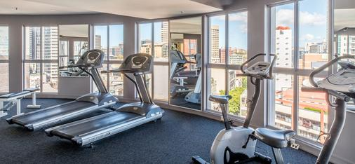 Seasons Darling Harbour - Sydney - Fitnessbereich