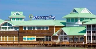 Cedar Point's Castaway Bay - Sandusky - Gebäude