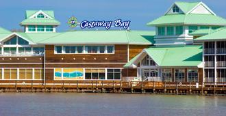 Cedar Point's Castaway Bay - Sandusky - Bâtiment