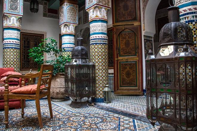 Palais Sebban - Marrakesh - Lobby