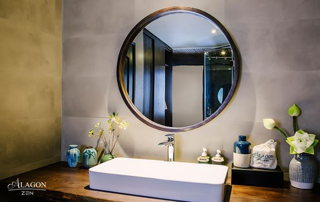 Alagon Zen Hotel & Spa - Ho Chi Minh City - Bathroom