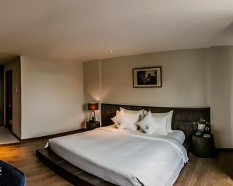 Alagon Zen Hotel & Spa - Хошимін - Bedroom