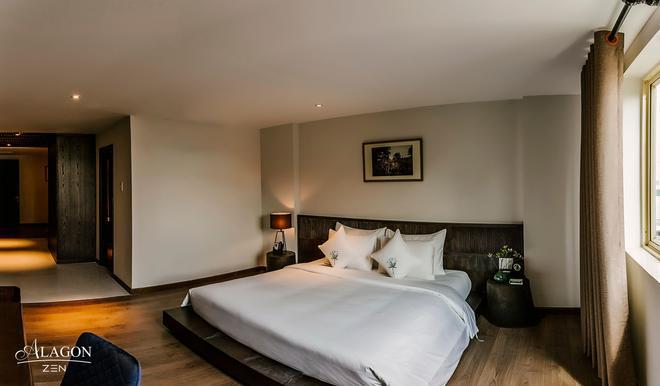 Alagon Zen Hotel & Spa - Ho Chi Minh City - Bedroom
