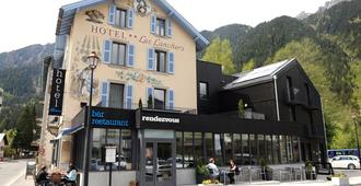 Hotel Les Lanchers - Chamonix - Building
