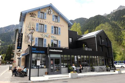 Hotel Les Lanchers - Chamonix - Rakennus