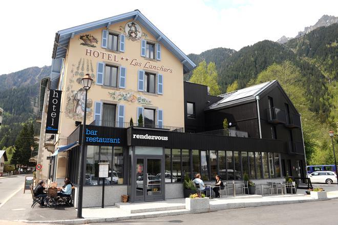 Hotel Les Lanchers - Ле-Тин - Здание
