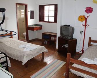 Pousada Dom Aquino - Campo Grande - Bedroom