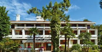 Hotel Mar Del Plata - Grado - Gebäude