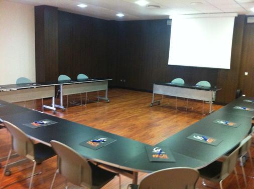克萊門特巴拉哈斯酒店 - 馬德里 - 馬德里 - 會議室
