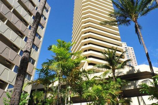 마리나 타워 와이키키 - 호놀룰루 - 건물
