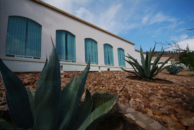 Hotel Baruk Teleferico y Mina - Zacatecas - Θέα στην ύπαιθρο