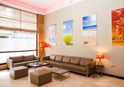 Hôtel Les Saisons - Casablanca - Lobby