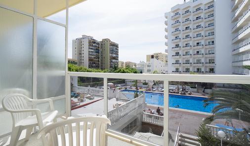 Marconfort Griego Hotel - Torremolinos - Balcony
