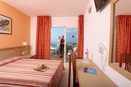 馬克弗特海灘俱樂部酒店 - 式 - 托雷莫里諾斯 - 多列毛利諾斯 - 臥室