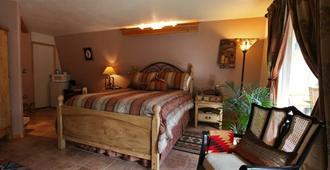 Kokopelli Inn - אסטס פארק - חדר שינה