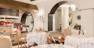 Hotel Olivi Thermae & Natural Spa - סירמיונה - מסעדה