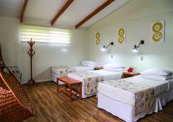 拉帕努伊島酒店 - 漢加羅亞 - 漢格羅阿 - 臥室