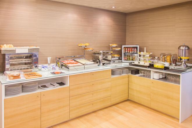 Hotel Avenida - La Coruña - Dining room