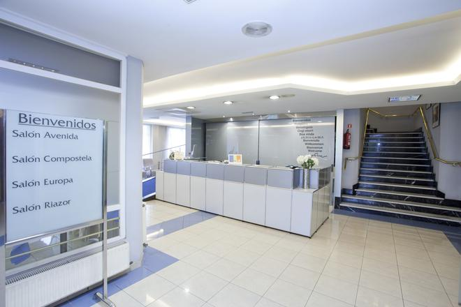Hotel Avenida - La Coruña - Lobby